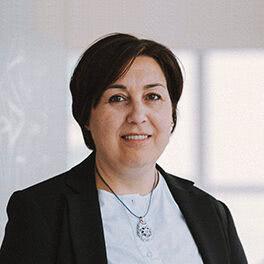 Mercedes Vázquez: Asociada - Departamento contable